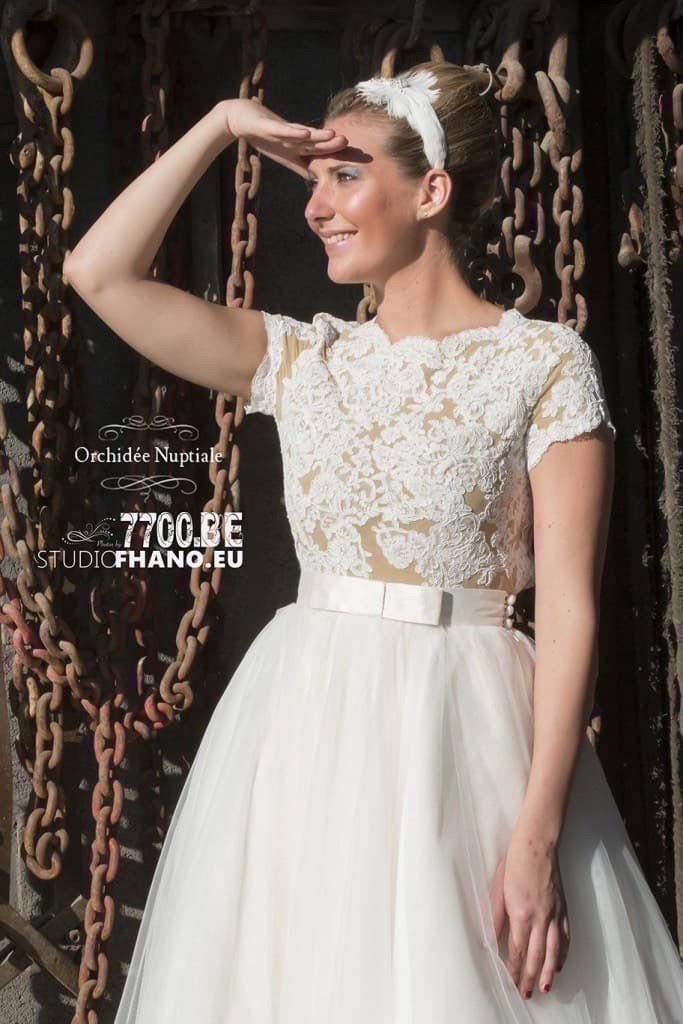 Studio 7700.be Robes de mariées