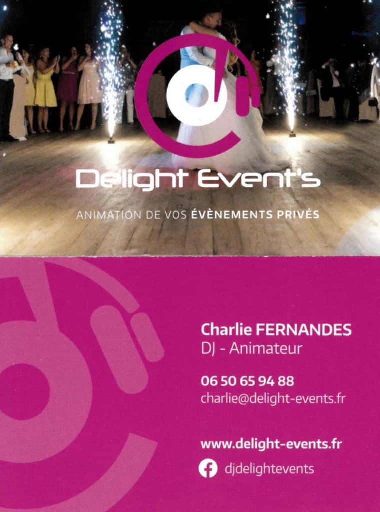 DELIGHT EVENTS CHARLIE FERNANDES DJ SONO