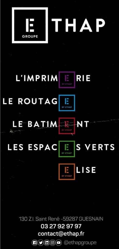 ETHAP E GROUPE Imprimerie