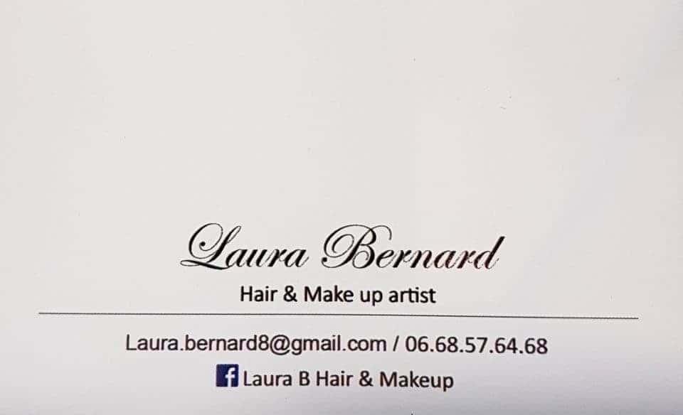 Le Studio Fhano.eu vous conseille l'esthéticienne et coiffeuse à domicile Laura Bernard.