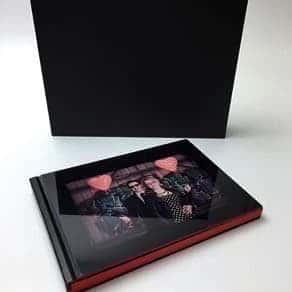 album de mariage youngbook avec l'option crystal glance ... Studio Fhano.eu vous présente des exemples d'album réalisés par Graphistudio
