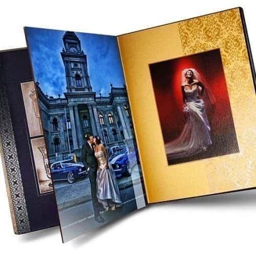 livre album de mariage digital matted dma ... Studio Fhano.eu vous présente des exemples d'album réalisés par Graphistudio