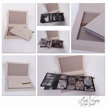 album de mariage youngbook entièrement personnalisable  ... Studio Fhano.eu vous présente des exemples d'album réalisés par Graphistudio