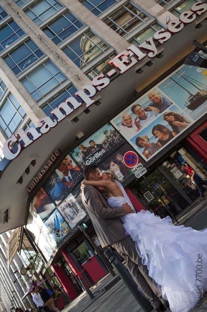 Photos de mariage à Paris en 2015 Shooting réalisé par le Studio Fhano.eu 7700.be