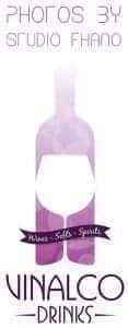 Vente et Spiritueux, Merci à Vinalco drinks pour sa confiance au Studio Fhano.eu