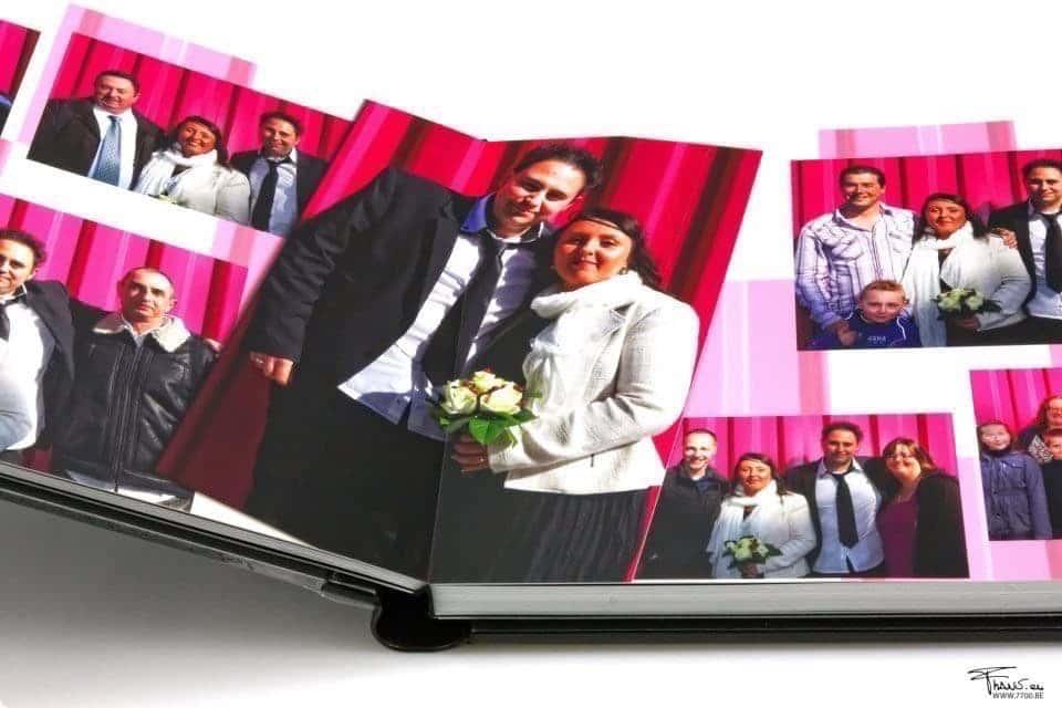 Album photo de mariage de Céline et Cédric