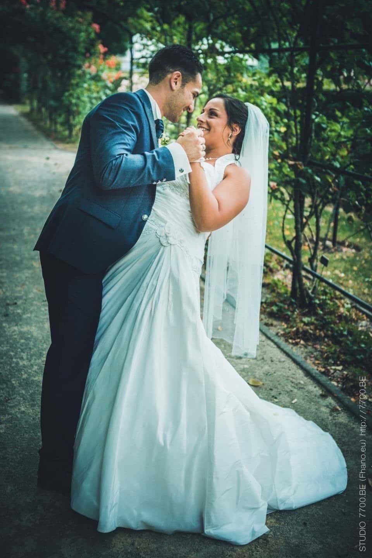 Superbe mariage d'un couple italien réalisé par le STUDIO 7700.BE le 24 juin 2017