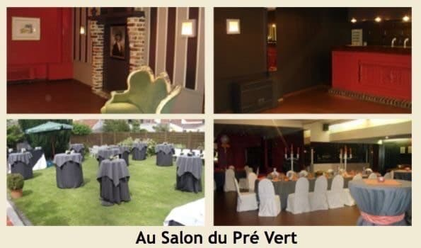 Au Salon du Pré Vert