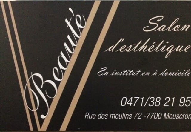 Esthetique et maquillage Vbeauté mouscron