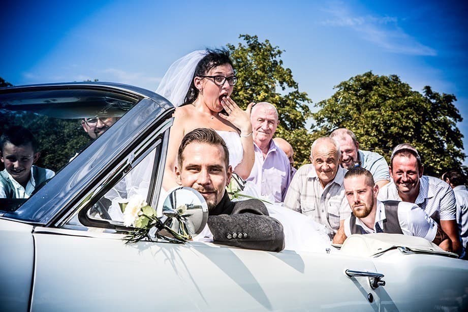 Photo de mariage prise par le STUDIO 7700.BE (Fhano.eu)