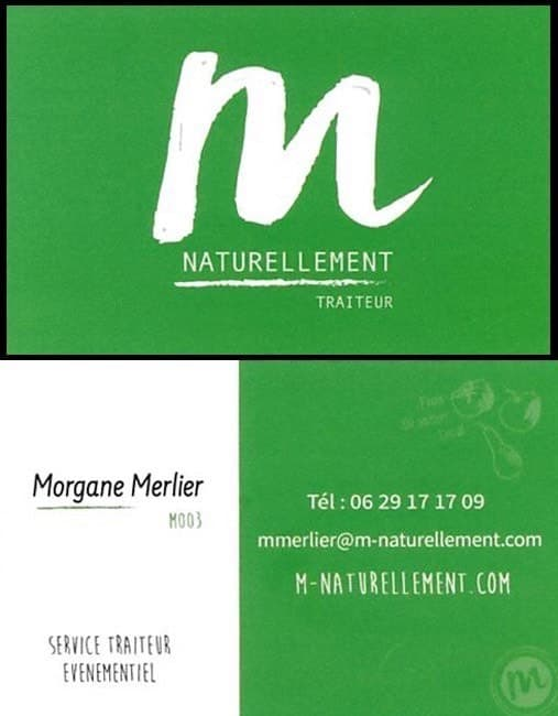 M-naturellement traiteur Morgane Merlier