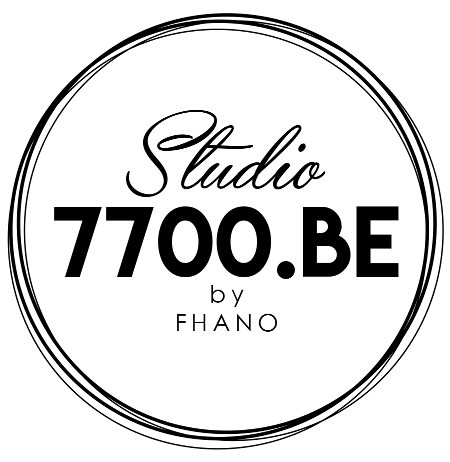 STUDIO 7700.BE by Fhano https://www.7700.be