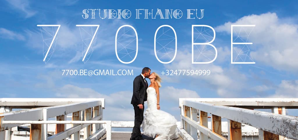 Appeler, contacter ou envoyer un message au STUDIO 7700.BE BY FHANO à Mouscron via https://WWW.7700.BE