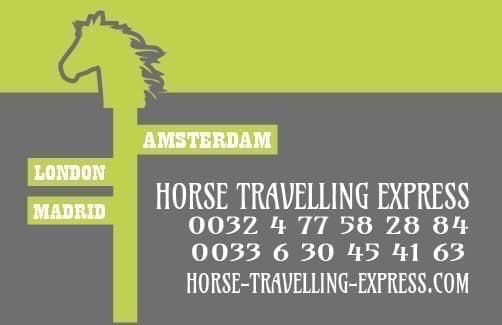 HORSE TRAVELLING EXPRESS TRANSPORT DE CHEVAUX