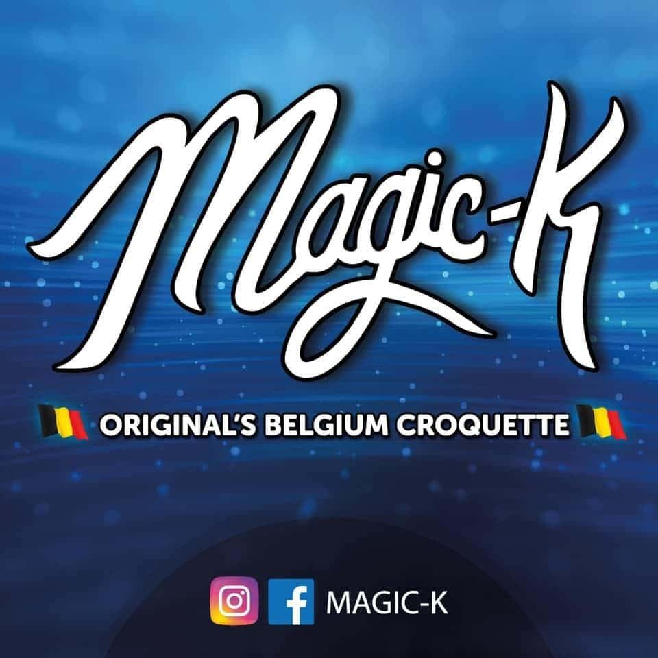 MAGIC-K FOOD TRUCK BELGIAN * CROQUETTES * FOODTRUCK