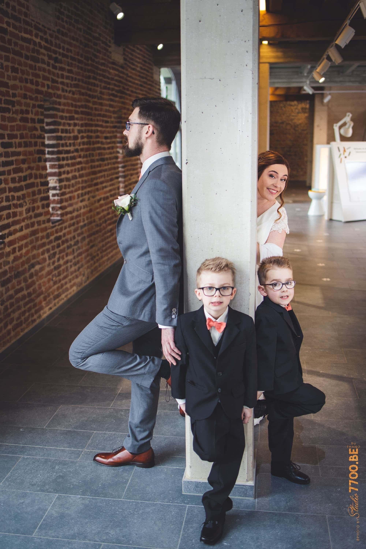 Photo du mariage d'Aurélie et Kevin le 23 mars 2019 par le STUDIO 7700.BE Le photographe Fhano.Eu