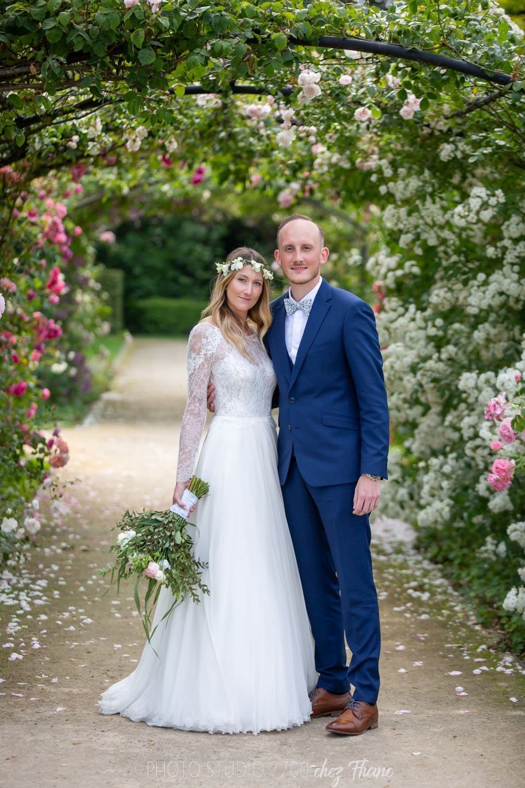 Photo extraite du reportage de mariage de Margaux Et Arnaud prise par le studio 7700 be