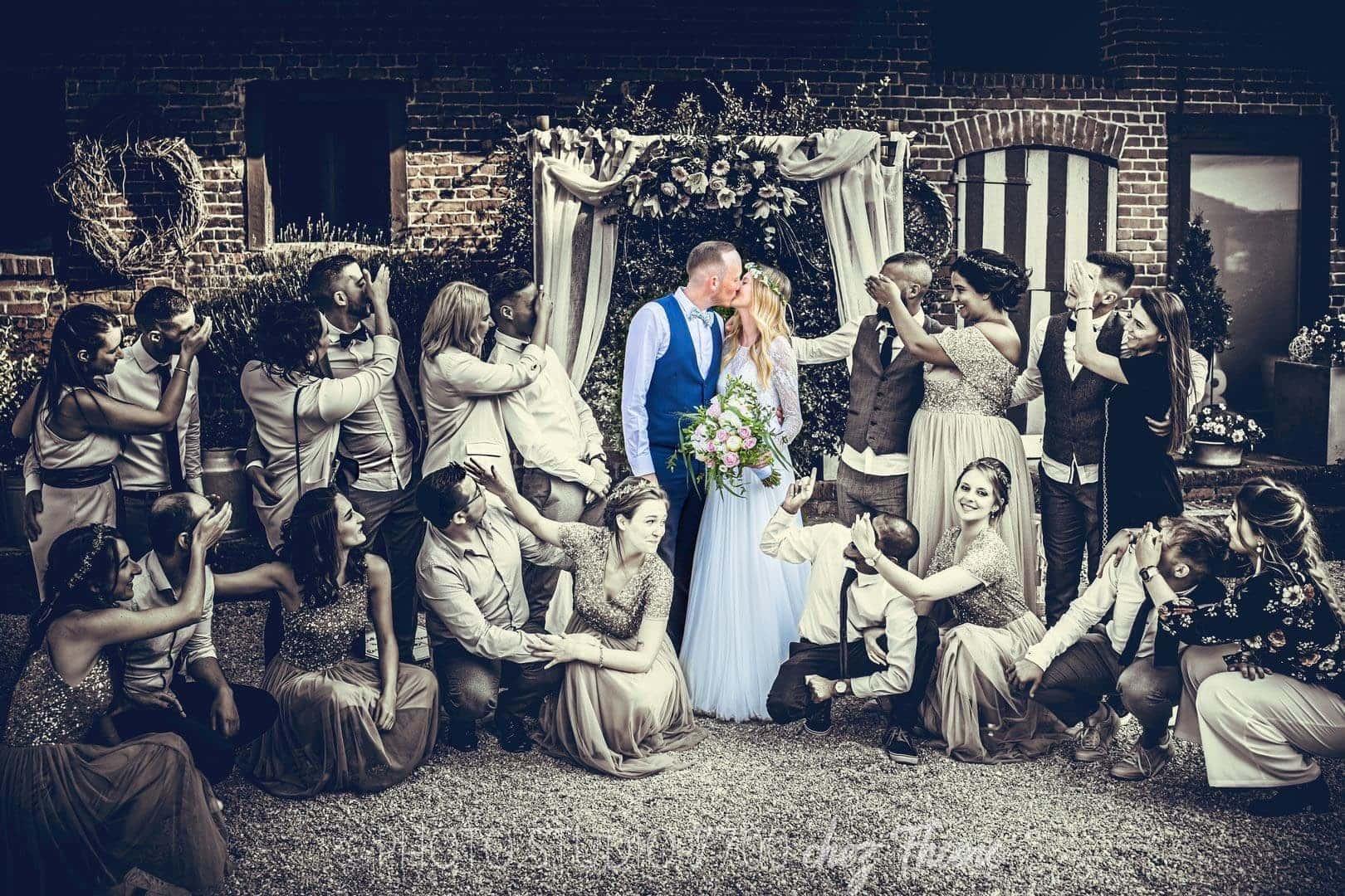 le fabuleux mariage de Margaux et Adrien le 22 juin2019
