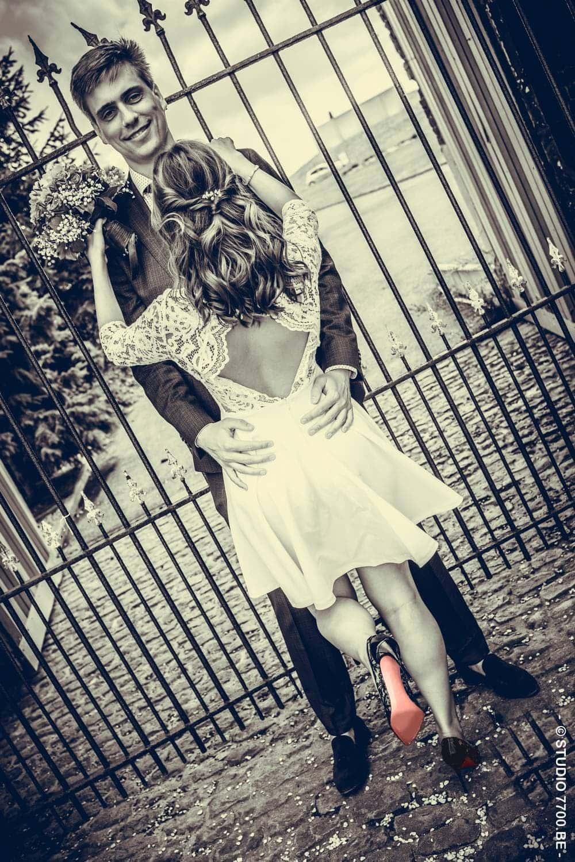 un reportage de mariage réalisé par le Studio 7700.BE pour Sandra et Maxime le 12 juillet 2019
