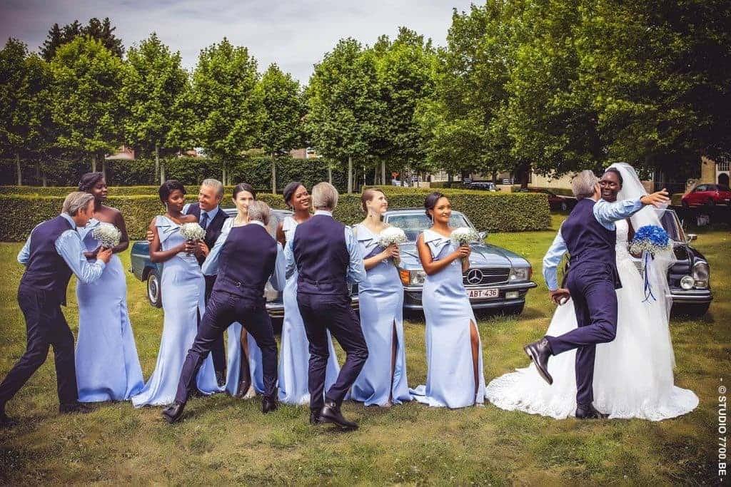 Photo extraite du reportage du mariage de Léonie et Jean-Marc