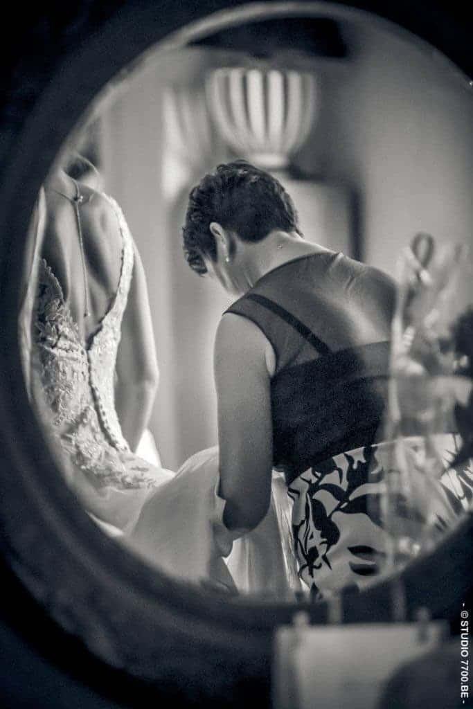 Quelques instants photos dans le mariage de Maïté et Gilles