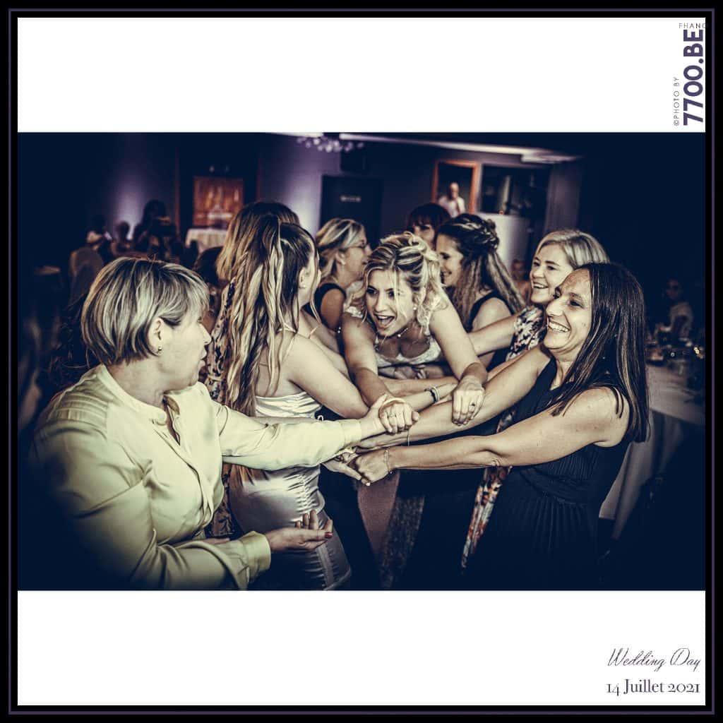 Séance photos et activités avec les invités - Quelques photos © faites par le studio 7700BE et votre photographe Fhano lors du mariage de GERALDINE ET SEBASTIEN