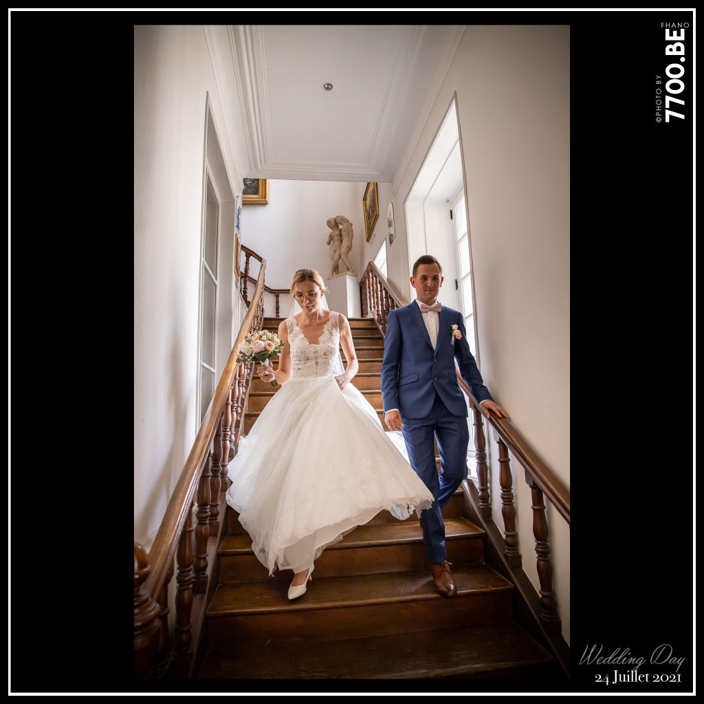 ©Photo Studio 7700 BE lors du mariage de Cindy et Anthony